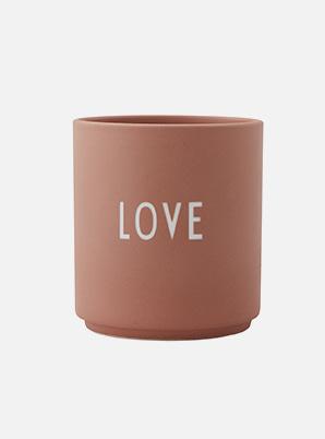 DESIGN LETTERS Favorite Cup