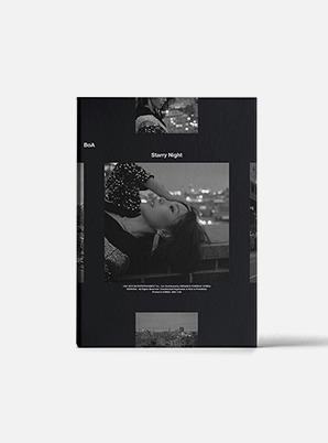 BoA The 2nd Mini Album - Starry Night