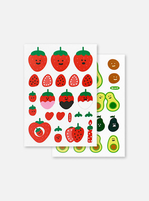 Be on :D FAKE FOOD STICKER - 90S COOLKIDS PARTY
