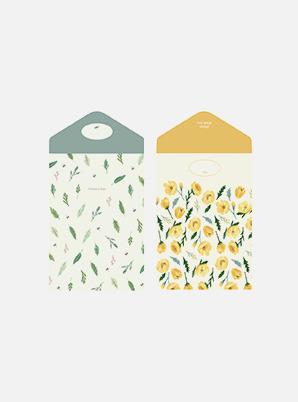 dash and dot folding illust letter set_L