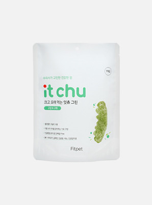 [Dr.Seol &P!CK] FITPET It Chu GREEN