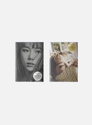 TAEYEON The 2nd Album Repackage - Purpose (Random cover ver.)