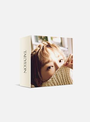 TAEYEON The 2nd Album Repackage - Purpose (Kit Ver.)