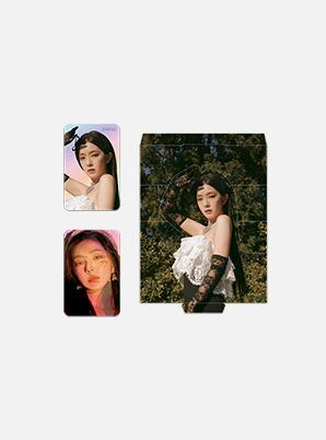 Red Velvet LENTICULAR PHOTO CARD SET - 'The ReVe Festival' Finale