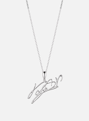 DOYOUNG ARTIST BIRTHDAY NECKLACE