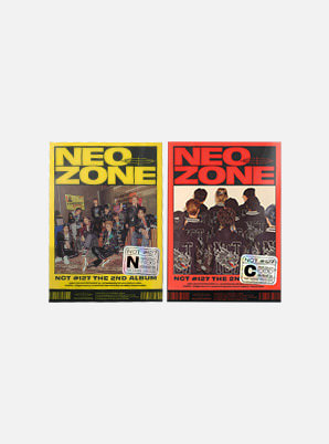 NCT 127 The 2nd Album - NCT #127 Neo Zone (Random cover ver.)