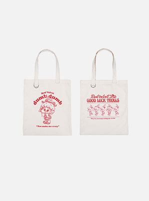 Red Velvet ECO BAG - Red Velvet Loves GOOD LUCK TROLLS