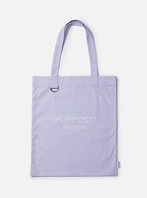 TAEYEON ECO BAG - Purpose Repackage