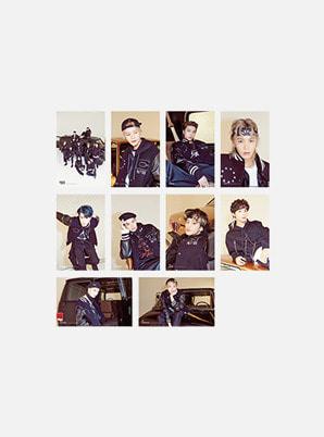 NCT 127 4X6 PHOTO SET - NCT #127 Neo Zone