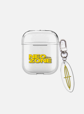 NCT 127 AIRPODS CASE + KEYRING - NCT #127 Neo Zone