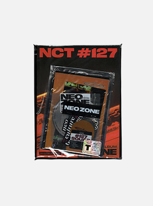 NCT 127  The 2nd Album - NCT #127 Neo Zone (T ver.)