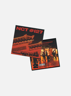 NCT 127 The 2nd Album - NCT #127 Neo Zone (Kit Ver.)