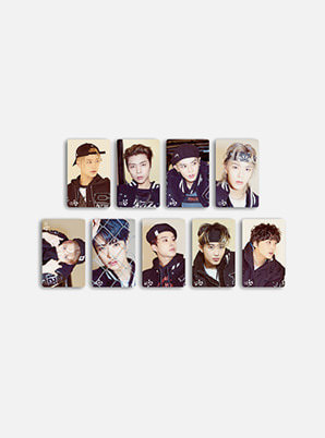 NCT 127 TRANSPORTATION CARD - NCT #127 Neo Zone