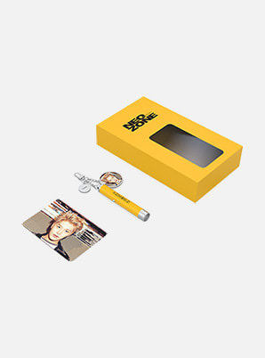 NCT 127  PHOTO PROJECTION KEYRING - NCT #127 Neo Zone