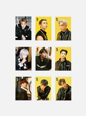 NCT 127 WALL SCROLL POSTER - NCT #127 Neo Zone