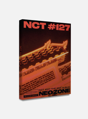 NCT 127 POSTCARD BOOK - NCT #127 Neo Zone