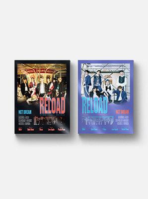 NCT DREAM Album - Reload (Random cover ver.)