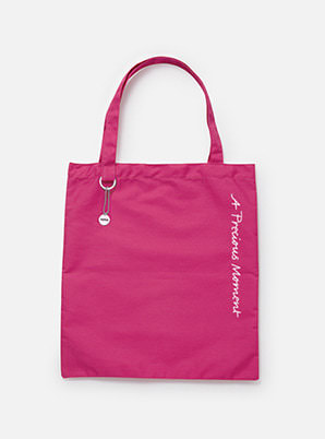 [A PRECIOUS MOMENT] TAEYEON LETTERING ECO BAG