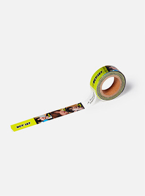 [A PRECIOUS MOMENT] NCT 127 MASKING TAPE