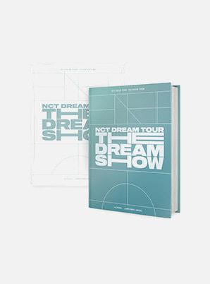 """NCT DREAM NCT DREAM TOUR """"THE DREAM SHOW"""" PHOTO BOOK & LIVE Album"""