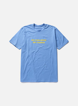 SIWON 'No Challenge, No Change' T-Shirt