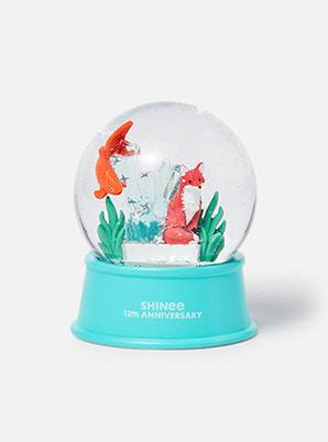 SHINee 12th ANNIVERSARY GLITTER WATER BALL