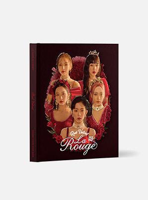 Red Velvet 3RD CONCERT - La Rouge PHOTO BOOK