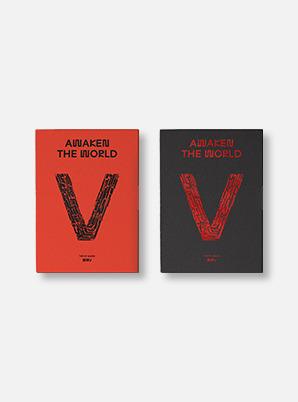 WayV The 1st Album - Awaken The World (Random cover ver.)