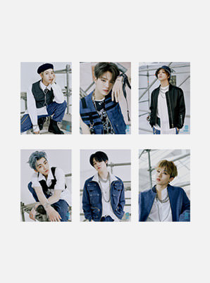 NCT DREAM A4 PHOTO - Reload