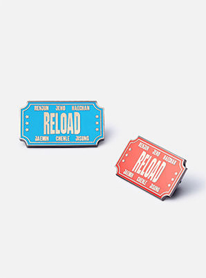 NCT DREAM BADGE - Reload