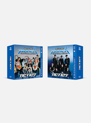 NCT 127 The 2nd Album Repackage - NCT #127 Neo Zone: The Final Round (Kit Ver.)