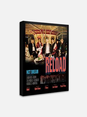 NCT DREAM POSTCARD BOOK - Reload