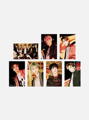 NCT DREAM 4X6 PHOTO SET - Reload