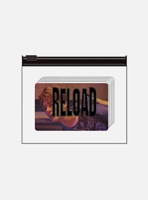 NCT DREAM STICKER PACK - Reload
