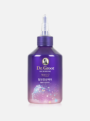 [HEECHUL &P!CK] Dr.Groot Microbiome Genethick7 Hair Loss Care Ampoule Treatment