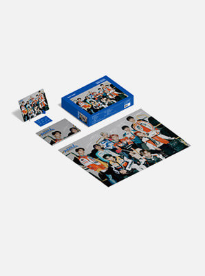 NCT 127 PUZZLE PACKAGE - NCT #127 Neo Zone: The Final Round