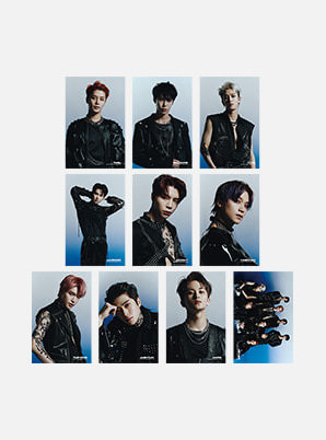 NCT 127 4X6 PHOTO SET - NCT #127 Neo Zone: The Final Round