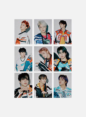 NCT 127 A4 PHOTO - NCT #127 Neo Zone: The Final Round