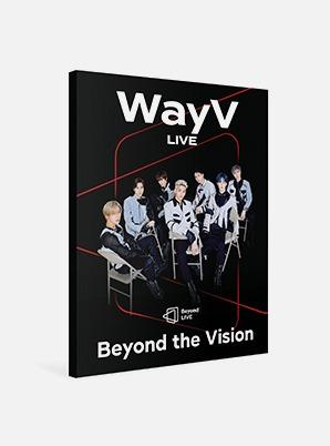 WayV Beyond LIVE [Beyond the Vision] BROCHURE