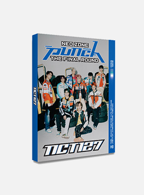 NCT 127 POSTCARD BOOK - NCT #127 Neo Zone: The Final Round