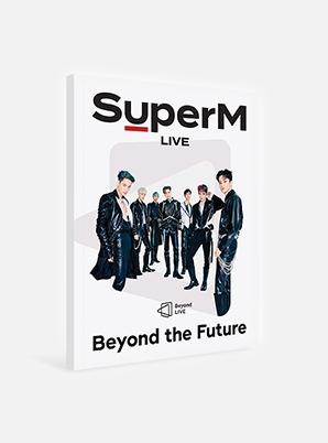 SuperM Beyond LIVE [Beyond the Future] BROCHURE