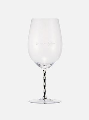 MAX CHANGMIN BORDEAUX GLASS - BW