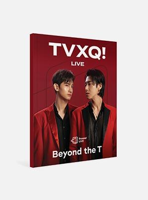 TVXQ! Beyond LIVE [Beyond the Origin] BROCHURE