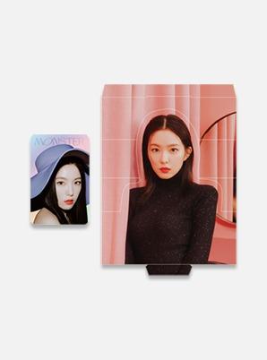 Red Velvet - IRENE & SEULGI HOLOGRAM PHOTO CARD SET - Monster