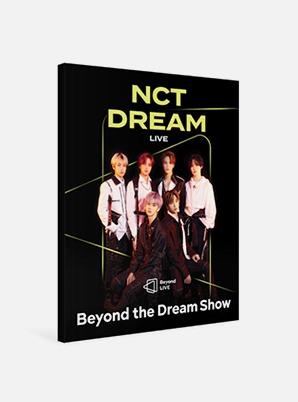 NCT DREAM Beyond LIVE [Beyond the Dream Show] BROCHURE