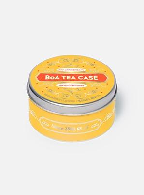 BoA 20th ANNIVERSARY TEA CASE