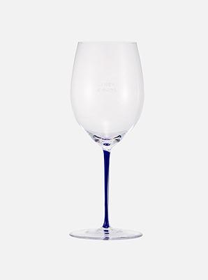 KYUHYUN CABERNET/MERLOT GLASS - BLUE