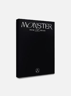 Red Velvet - IRENE & SEULGI POSTCARD BOOK - Monster