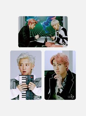 EXO-SC TRANSPORTATION CARD - 10억뷰