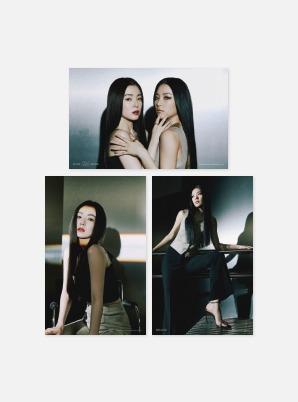 Red Velvet - IRENE & SEULGI 4X6 PHOTO SET - Monster